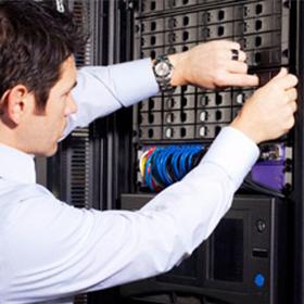 Обслуживание серверов